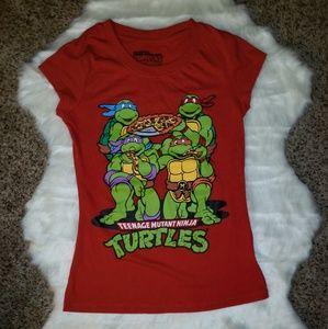 Teenage Mutant Ninja Turtle Red Tee